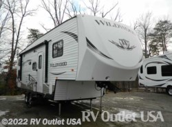 Used 2014  Forest River Wildwood 26DDSS by Forest River from RV Outlet USA in Ringgold, VA