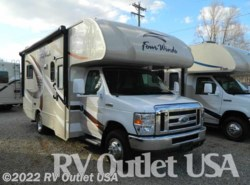 New 2017  Thor Motor Coach Four Winds 22E by Thor Motor Coach from RV Outlet USA in Ringgold, VA