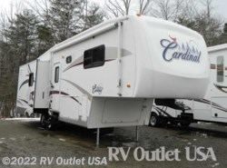 New 2005  Forest River Cardinal 29TS by Forest River from RV Outlet USA in Ringgold, VA