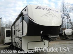 New 2017  Heartland RV Big Country 3950FB by Heartland RV from RV Outlet USA in Ringgold, VA