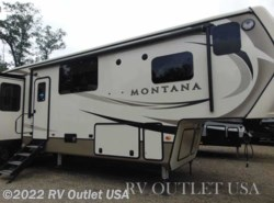New 2018 Keystone Montana 3811MS available in Ringgold, Virginia