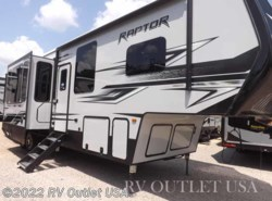 New 2019 Keystone Raptor 355TS available in Ringgold, Virginia