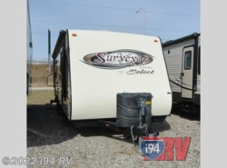 Used 2013 Forest River Surveyor Select SV 264 available in Wadsworth, Illinois