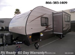 New 2017  Forest River Grey Wolf 23DBH by Forest River from RV Ready in Temecula, CA