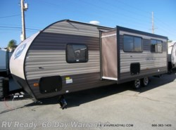 New 2017  Forest River Cherokee Grey Wolf 26DBH by Forest River from RV Ready in Temecula, CA