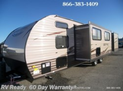 New 2017  Forest River Grey Wolf 29DSFB by Forest River from RV Ready in Temecula, CA