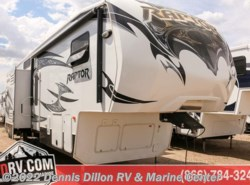 Used 2013  Keystone Raptor  by Keystone from Dennis Dillon RV & Marine Center in Boise, ID