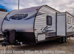 Used 2015  Forest River Salem Cruise Lite 262Bhxl by Forest River from Dennis Dillon RV & Marine Center in Boise, ID