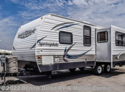 Used 2012  Keystone Springdale  by Keystone from Dennis Dillon RV & Marine Center in Boise, ID