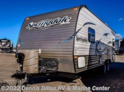 Used 2014  Keystone Springdale 202 by Keystone from Dennis Dillon RV & Marine Center in Boise, ID