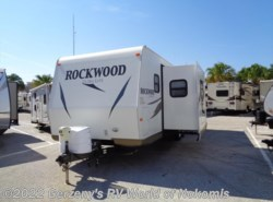 Used 2013  Forest River Rockwood  by Forest River from RV World Inc. of Nokomis in Nokomis, FL