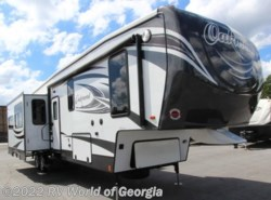 Used 2016  Heartland RV  395QB by Heartland RV from RV World of Georgia in Buford, GA