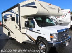 New 2017  Forest River  21QB by Forest River from RV World of Georgia in Buford, GA