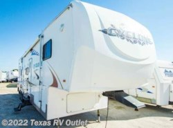 Used 2007  Miscellaneous  Cyclone RV 3920  by Miscellaneous from Texas RV Outlet in Willow Park, TX