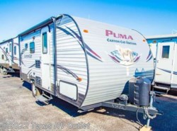 Used 2016  Palomino Puma 17QBC by Palomino from Texas RV Outlet in Willow Park, TX