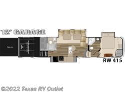 Used 2015  Weekend Warrior  RW 415 by Weekend Warrior from Texas RV Outlet in Willow Park, TX