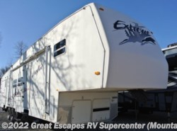 Used 2003  Kit Patio Hauler 396FP by Kit from Great Escapes RV Center in Gassville, AR