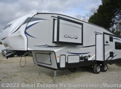 New 2016  Keystone Springdale 278FWRL by Keystone from Great Escapes RV Center in Gassville, AR