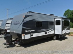 New 2017  Keystone Springdale 262RK by Keystone from Great Escapes RV Center in Gassville, AR