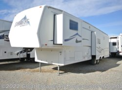 Used 2002  Keystone Everest 363K by Keystone from Great Escapes RV Center in Gassville, AR