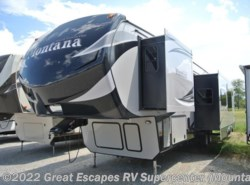 Used 2014  Keystone Montana High Country 338DB by Keystone from Great Escapes RV Center in Gassville, AR