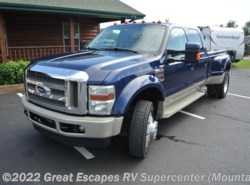 Used 2008  Ford  F450 King Ranch by Ford from Great Escapes RV Center in Gassville, AR