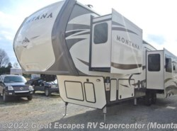 New 2017  Keystone Montana 3160RL by Keystone from Great Escapes RV Center in Gassville, AR