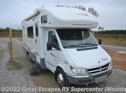 Used 2007  Winnebago View 24H by Winnebago from Great Escapes RV Center in Gassville, AR