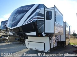 New 2017  Grand Design Momentum 376TH by Grand Design from Great Escapes RV Center in Gassville, AR