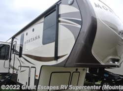 New 2017  Keystone Montana 3791RD by Keystone from Great Escapes RV Center in Gassville, AR