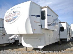 Used 2009  Heartland RV Bighorn 3384RL by Heartland RV from Great Escapes RV Center in Gassville, AR