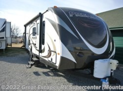Used 2015  Keystone Premier 22RBPR by Keystone from Great Escapes RV Center in Gassville, AR