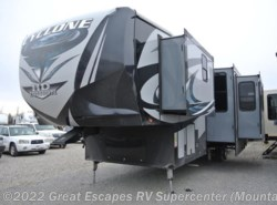 New 2017  Heartland RV Cyclone CY 3611JS by Heartland RV from Great Escapes RV Center in Gassville, AR