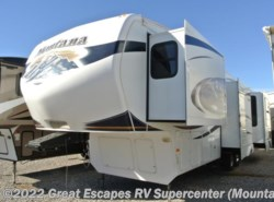 Used 2010  Keystone Montana 3665RE by Keystone from Great Escapes RV Center in Gassville, AR