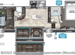 New 2017  Grand Design Momentum 397TH by Grand Design from Great Escapes RV Center in Gassville, AR