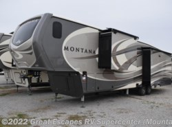 New 2018 Keystone Montana 3921FB available in Gassville, Arkansas