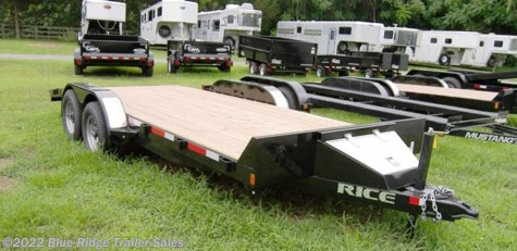 2019 Rice Trailers Magnum 16+2 7K Car Hauler