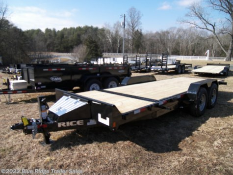 2019 Rice Trailers 16+4 Partial Tilt 14K