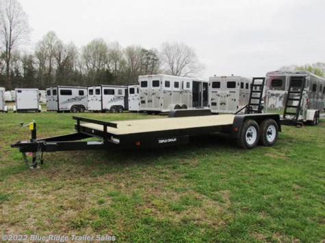 2019 Triple Crown 16+2 Equipment Hauler 10K
