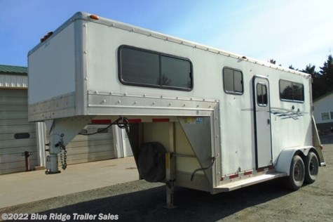 2005 Collin-Arndt Trailer 2H GN w/Dress 7'6