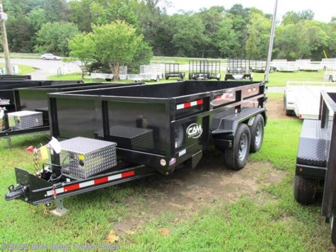 2020 CAM Superline 6x10 LPD w/3 Way Gate