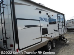 New 2017  Forest River Flagstaff Micro Lite 25BDS by Forest River from Scenic Traveler RV Centers in Slinger, WI