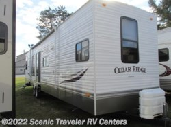 Used 2010  Heartland RV Cedar Ridge 41 RBQB by Heartland RV from Scenic Traveler RV Centers in Baraboo, WI