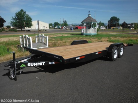 2017 Summit Trailer Cascade C5FB720TA3