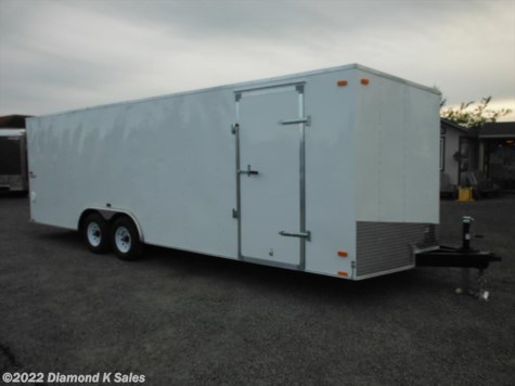 2019 Pace American Outback OB8.5X24TE3