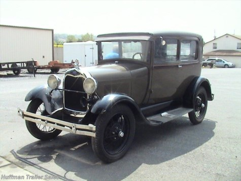 1929 Ford Model A 3 SPEED MODEL A