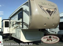 Used 2013  Forest River Cedar Creek 38RE by Forest River from Shady Maple RV in East Earl, PA