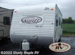 Used 2014  Jayco Jay Flight Swift SLX 184BH by Jayco from Shady Maple RV in East Earl, PA