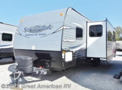 New 2017  Keystone Springdale Summerland 2820BHGS by Keystone from Sherman RV Center in Sherman, MS