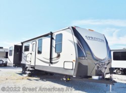New 2017  Keystone Sprinter Wide Body 332DEN by Keystone from Sherman RV Center in Sherman, MS